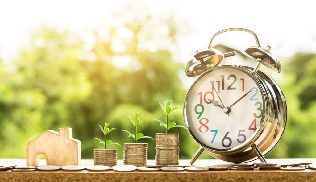 שעון בית וכסף