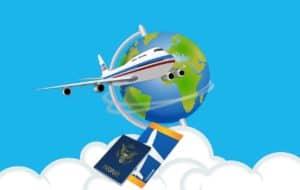 מטוס ודרכונים