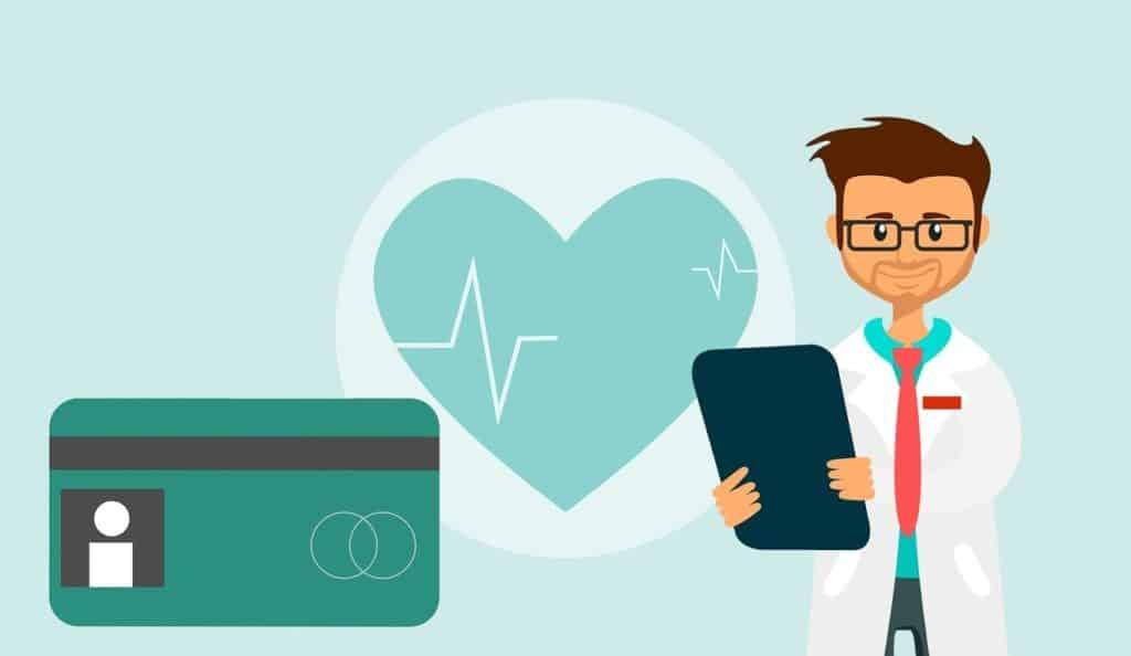 לב כרטיס ורופא